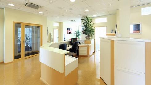 Individuelle Möbel für den medizinischen Bereich